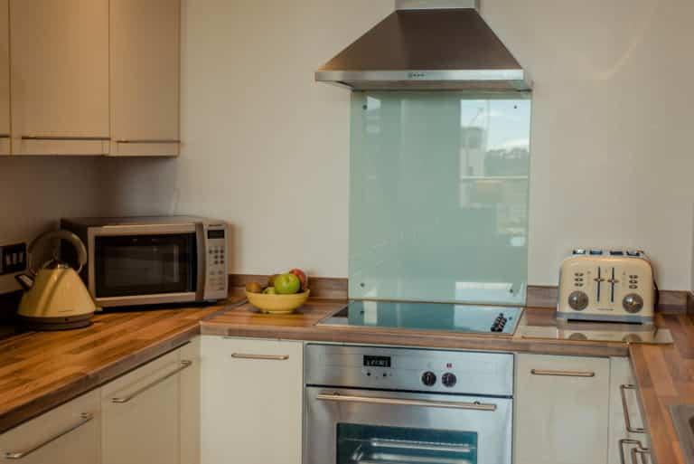PREMIER SUITES Dublin Sandyford kitchen worktop