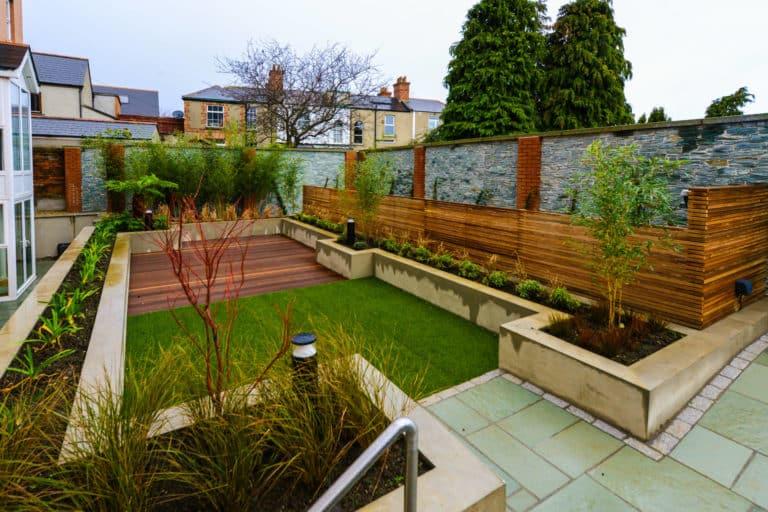PREMIER SUITES PLUS Dublin Ballsbridge garden