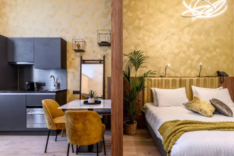 Leopold Hotel Oudenaarde, België