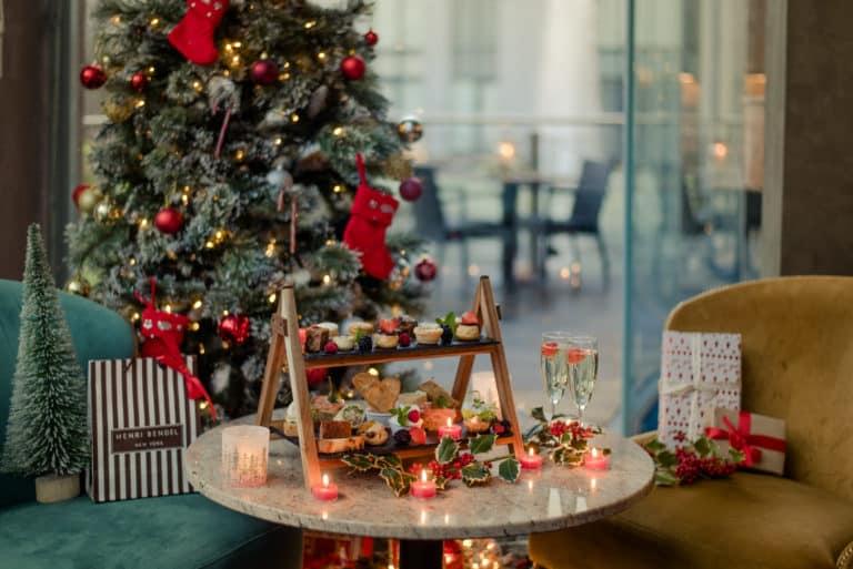 Osprey Hotel Kerst Middag Thee